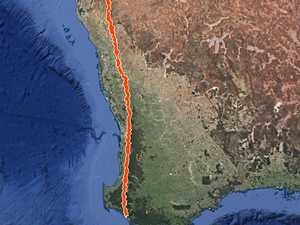 1000km fault line could destroy Aussie city