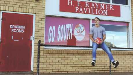 Haydyn Cliff is determined to live his dream of playing in the AFL.