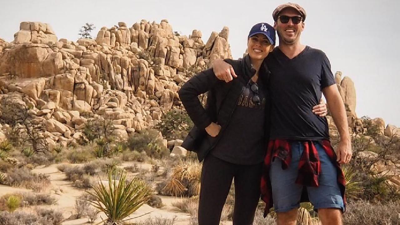Peter Stefanovic and Sylvia Jeffreys are holidaying in the US.