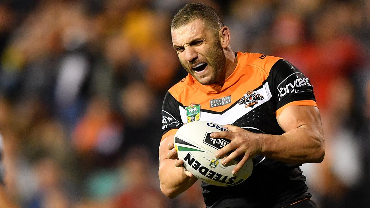 The decision to deregister Justin Pascoe is around payments to Robbie Farah. (AAP Image/Joel Carrett) N