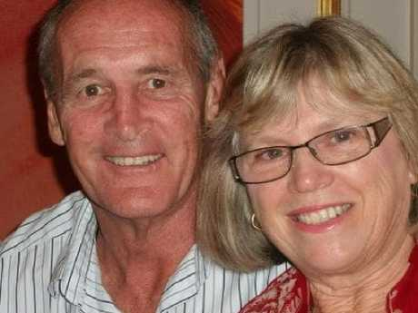 Paul and Marilyn Dawson were witnesses at Chris Dawson's second marriage to Joanne Curtis.