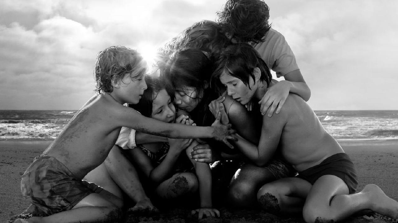 Roma is streaming now on Netflix.
