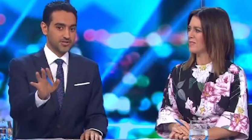Waleed Aly said he had been left shaken by the experience