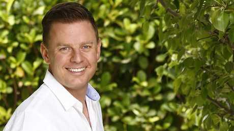 Radio presenter and journalist Ben Fordham