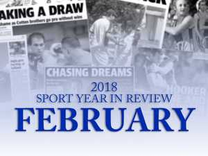 Sport Year in Review: February