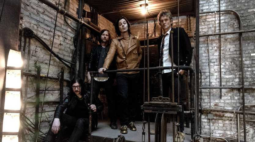 Jack White's band The Raconteurs, known as The Saboteurs in Australia, will play Bluesfest in 2019.