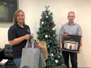 Partnership embraces the gift of giving