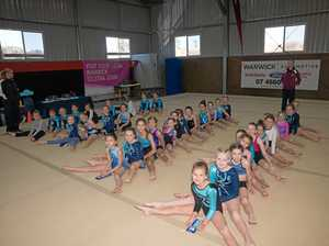 Gymnastic club competition news great for our economy