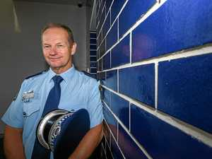 Top cop says farewell after 40 years on the job