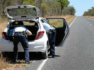 You won't believe what police found in grog smuggler's car