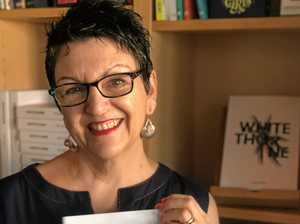 Yeppoon the home for inspiration in cafe owner's new novel