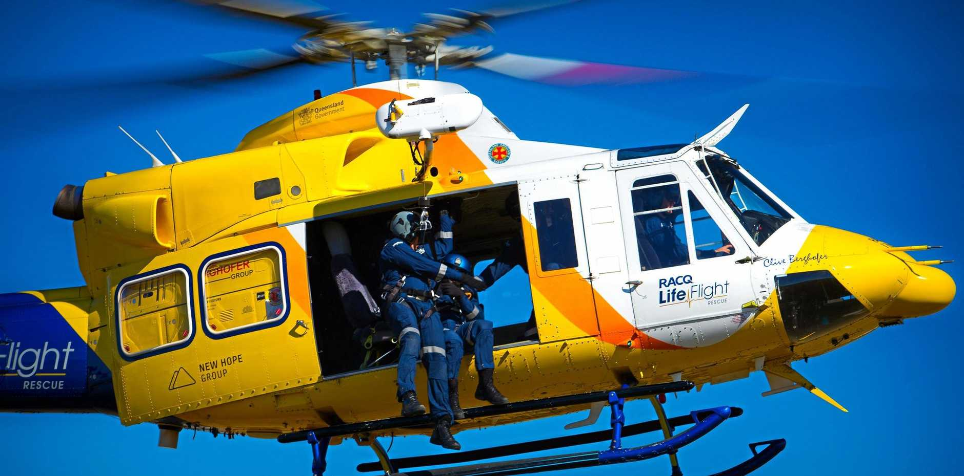LifeFlight Bundaberg has attended three suspected irukanji stings this week.
