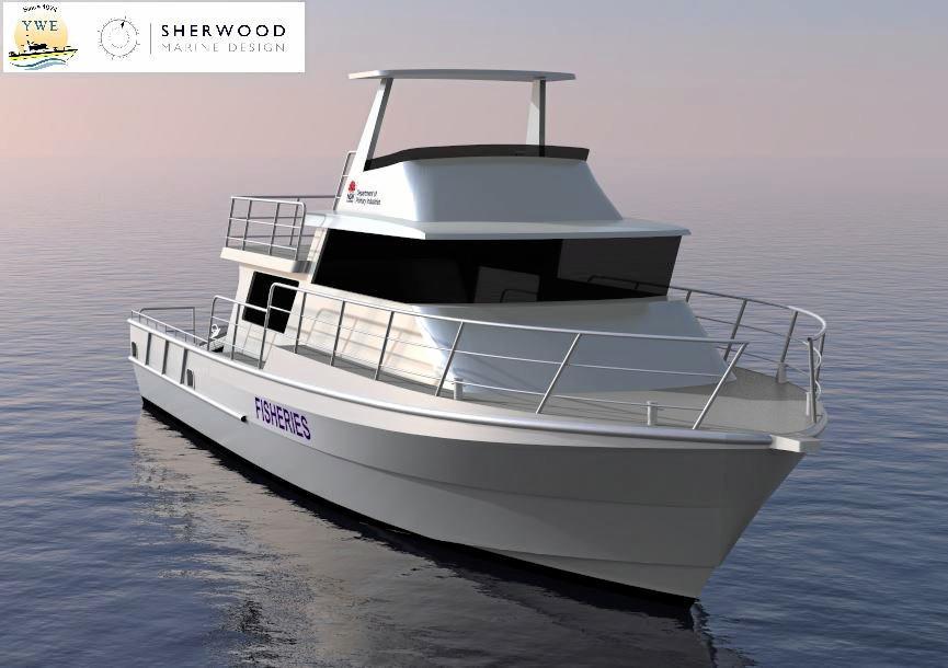 New $3.2 million vessel set to hit the Coffs Coast.