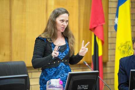 Coffs Harbour City Councillor Dr Sally Townley.