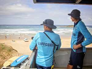 Lifeguard's plea to beachgoers following tragic drownings