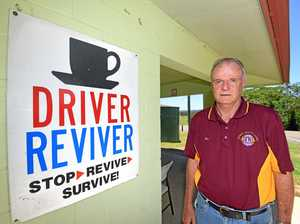 Motorists reminded to 'stop, revive, survive'