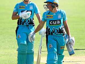 Mooney on Harris' record breaking WBBL century