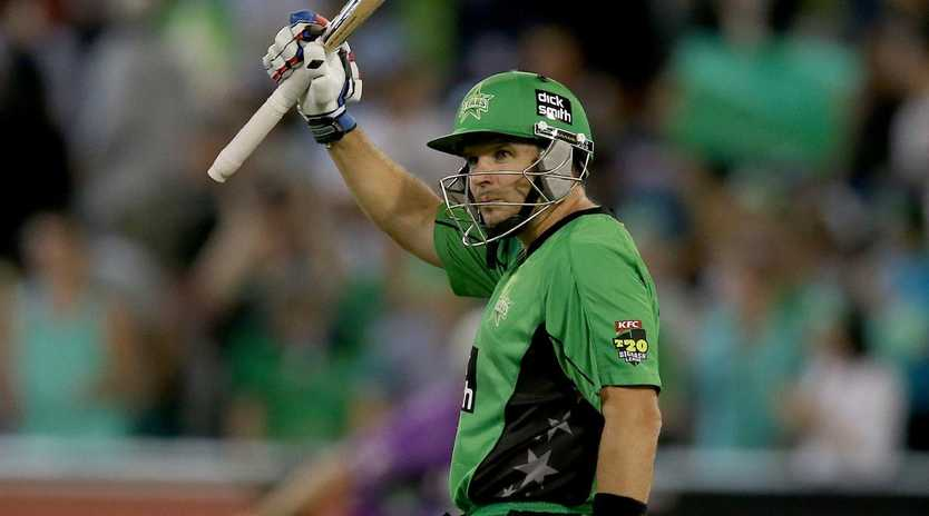 The Melbourne Stars recently made a last-ditch play to lure Brad Hodge out of retirement, foxsports.com.au can reveal