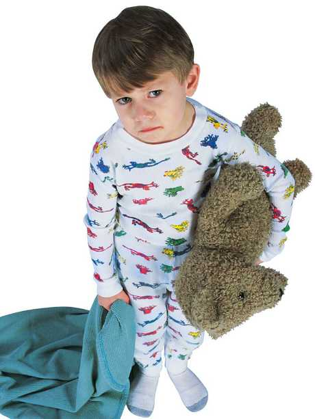 Irregular bedtimes can disrupt a child's physical and mental functioning, as well as make them cranky.