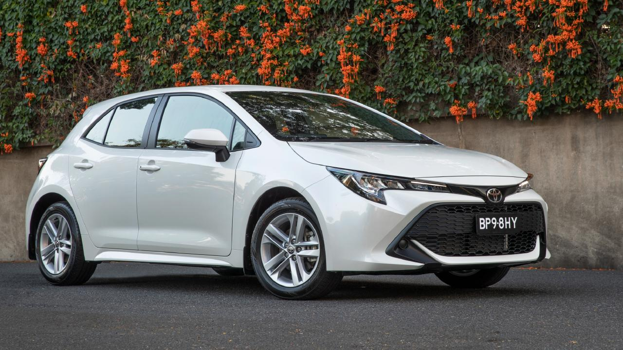 2018 Toyota Corolla. Picture: Supplied.