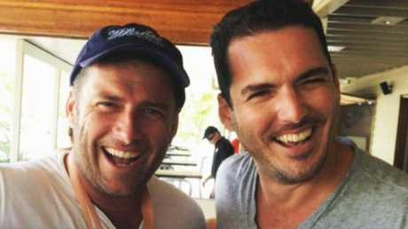 A Channel 9 executive told The Daily Telegraph that the Ubergate scandal involving the Stefanovic brothers tipped Gardner over the edge. Picture: Instagram