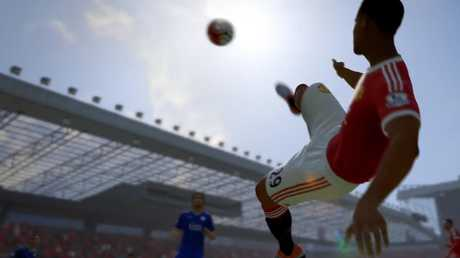 EA is one of the world's biggest video game makers.