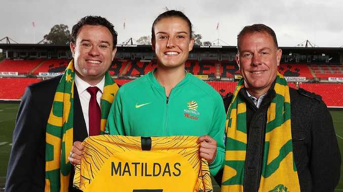 Matildas Of Future Get Cash Boost Rockhampton Morning Bulletin