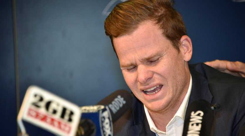 "Steve Smith has delivered a fresh insight into the ""dark"" and ""difficult"" days that followed the Cape Town ball-tampering scandal."