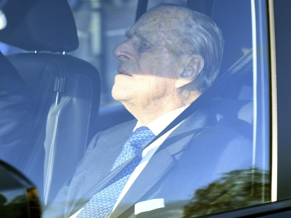 Prince Philip, Duke of Edinburgh, involved in car crash near Sandringham Estate