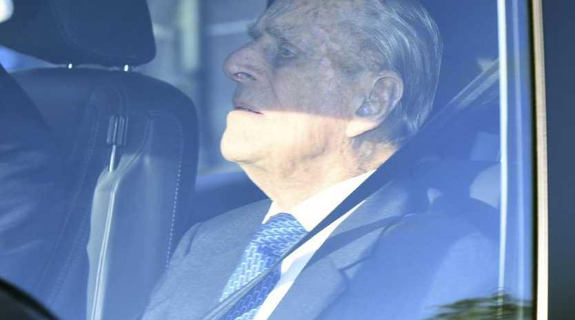 Prince Philip, Duke of Edinburgh, involved in car crash near Sandringham Estate