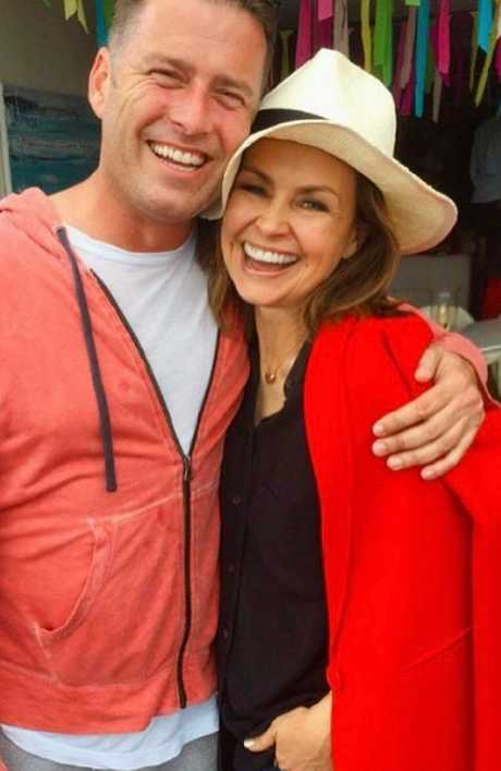 """Lisa Wilkinson responded to Stefanovic's exit with a post stating """"when it was good, it was great …' Picture: Instagram"""