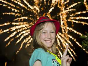 Big crowd expected for massive Toowoomba NYE fireworks