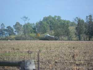 Pilot survives plane crash, hitch-hikes to hospital