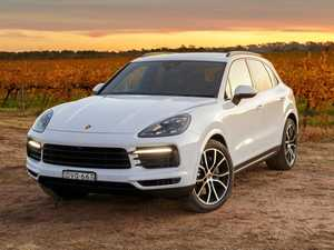 ROAD TEST: Porsche Cayenne S has surgical precision