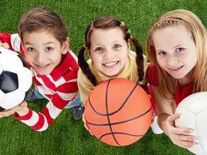 Thriving in break as fit kids work it