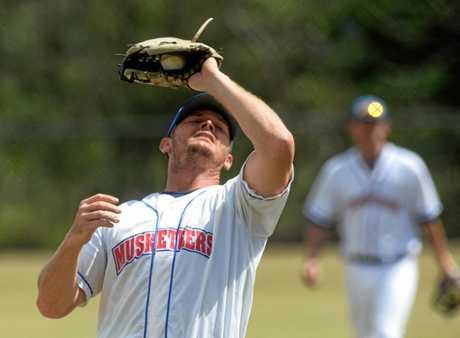 Ipswich Musketeers baseballer Josh Roberts