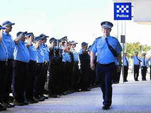 The Tweed's top cop calls time on illustrious career