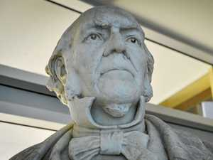 Not all of Gladstone's notable icons are set in stone