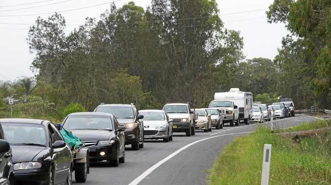 Pack your patience this Christmas on the roads.