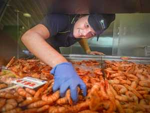 Peeling prawns these holidays? Here's what you should know