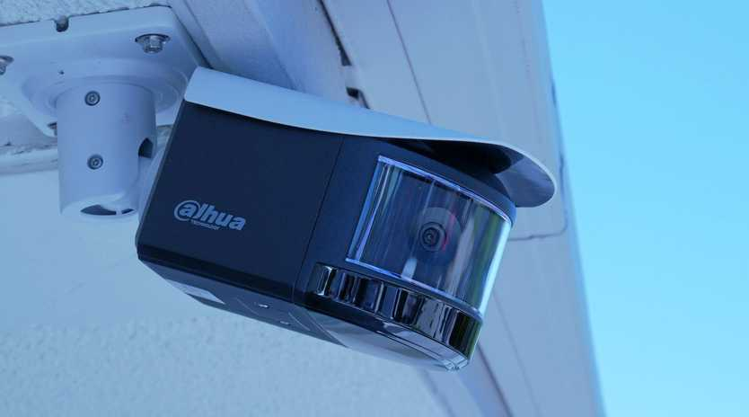 New CCTV cameras have been stalled in the Caloundra CBD.