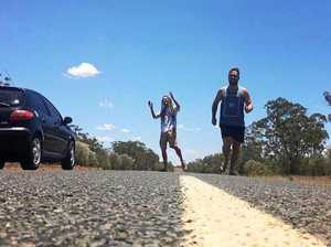 Two buskers, one French car and an outback music mission