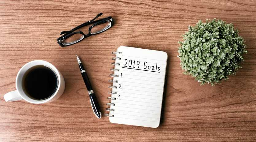 RESOLVE: Leave any decision until at least mid-January when life has settled down a little and you're likely to have more clarity of thought and an opportunity to plan more wisely.