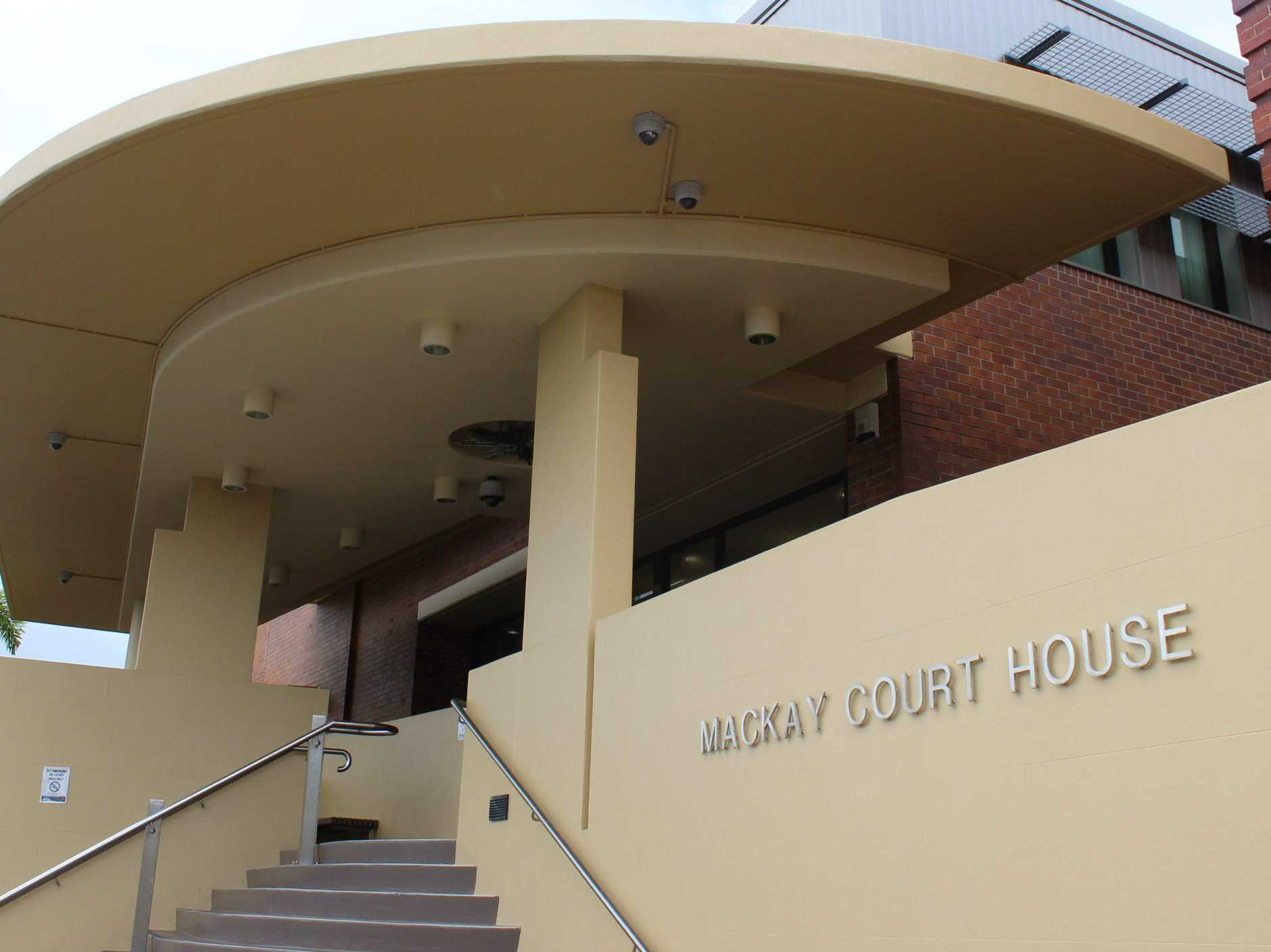 Mackay Courthouse heard the offending involved brazen behaviour including molesting her in the shower as her two brothers mowed the lawn outside the house.