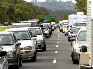 The Bruce Highway nightmare before Christmas