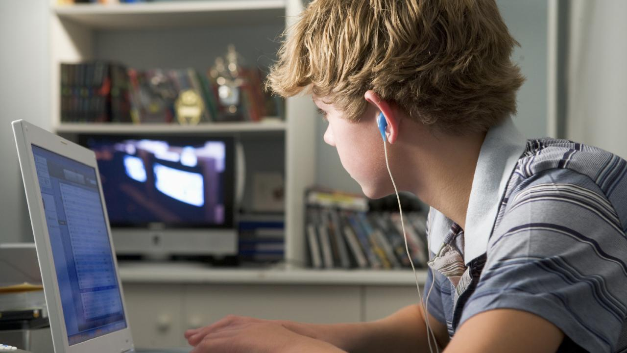 Professionals believe the growing use of streaming services is contributing to children spending more time alone in their bedrooms.