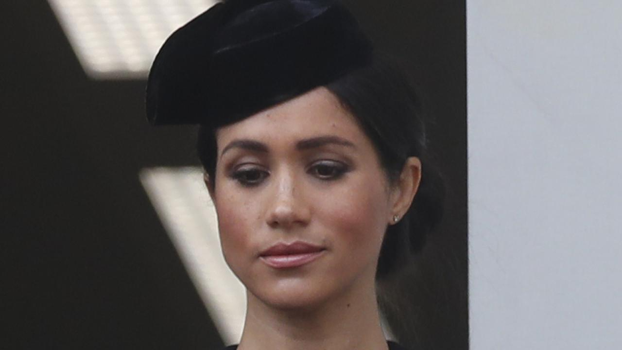Did Meghan Markle refuse the Queen's help? Picture: AP
