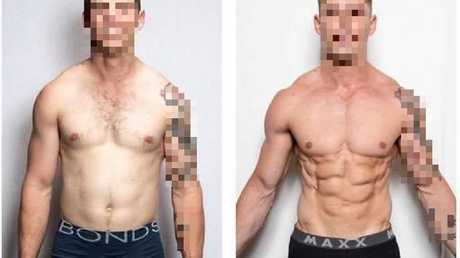 The winner of the challenge lost just 4kg and 4.5 per cent body fat.