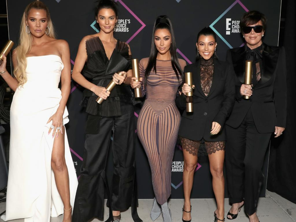 The sisters didn't give a reason as to they're giving up their platforms. Picture: Getty