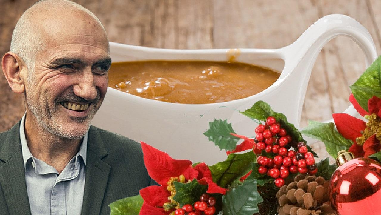 Follow Paul Kelly's gravy recipe at your own peril.